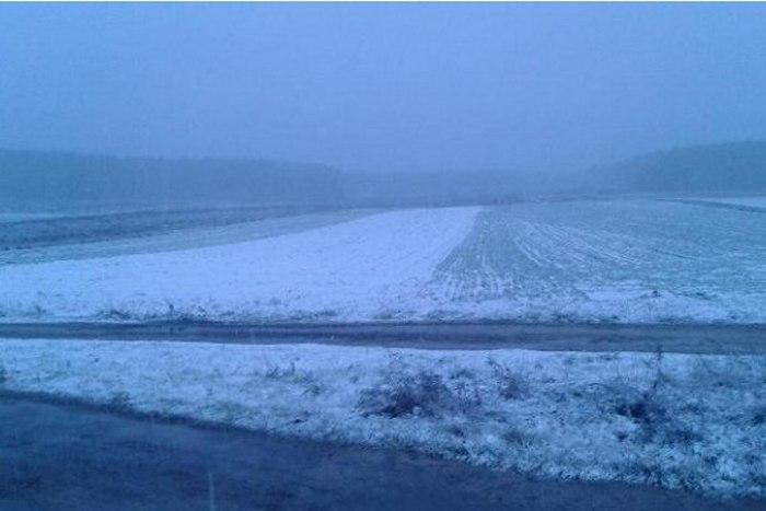 Рівненську область засипає снігом (ФОТО) - фото 2
