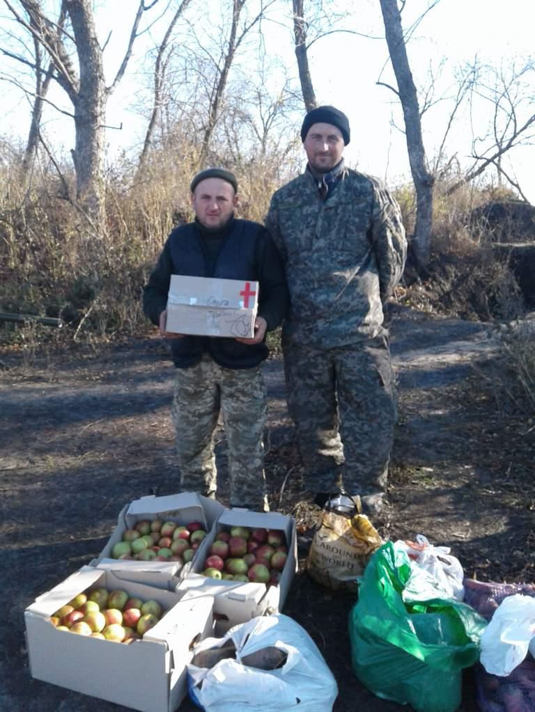 Тульчинці проїхали три тисячі кілометрів, щоб підняти бойовий дух захисників України  - фото 9
