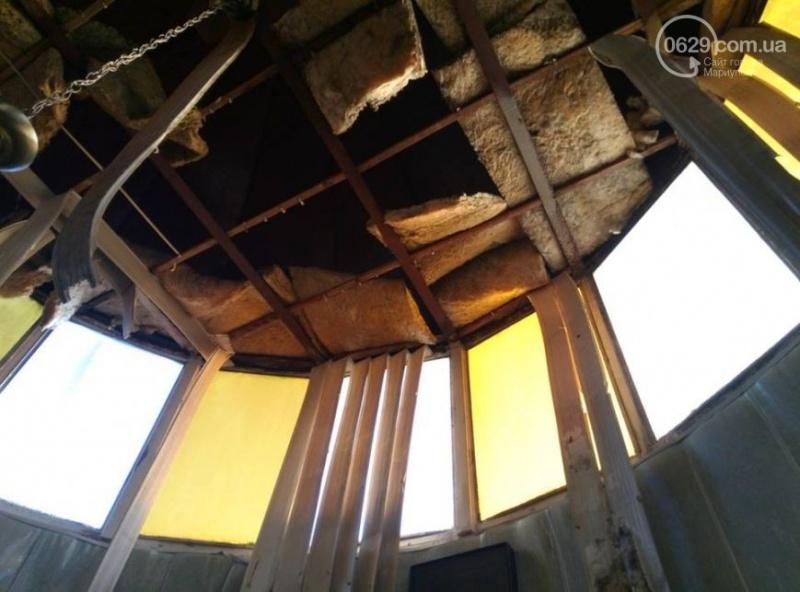 У Маріуполі підпалили церкву Київського патріархату - фото 2