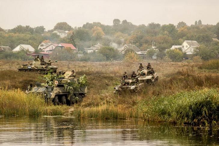 На Дніпропетровщині завершились збори резервістів-десантників - фото 4
