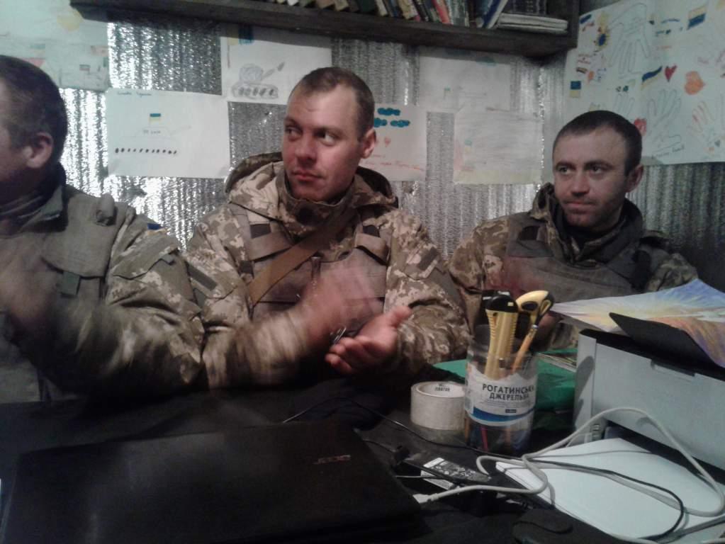 Тульчинці проїхали три тисячі кілометрів, щоб підняти бойовий дух захисників України  - фото 12