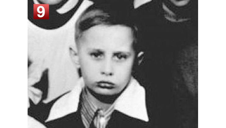Політики у дитинстві: вгадай хто є хто - фото 9