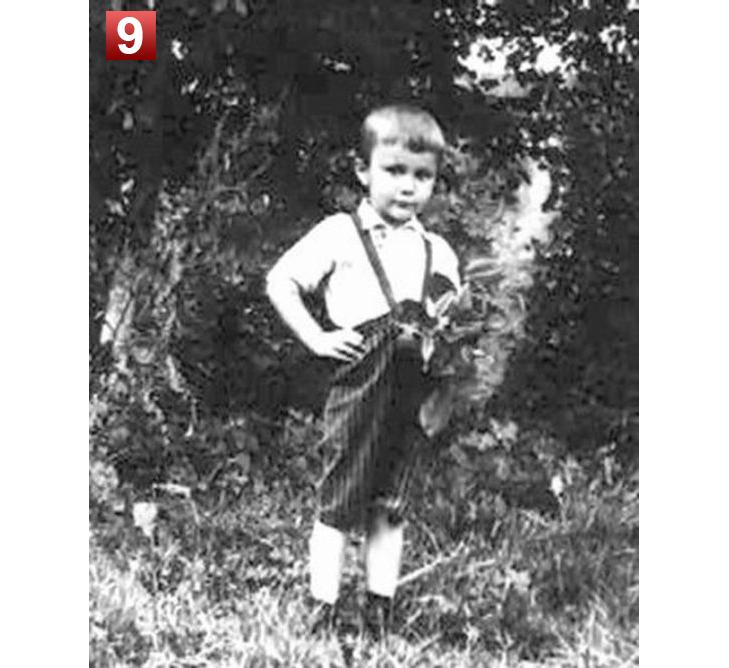 Політики у дитинстві: вгадай хто є хто - фото 19