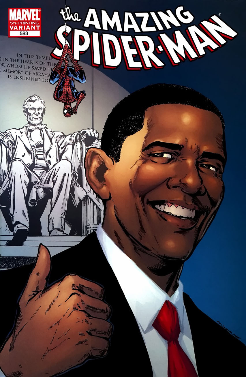 Як Путін, Трамп і Обама приміряли ролі супергероїв - фото 2