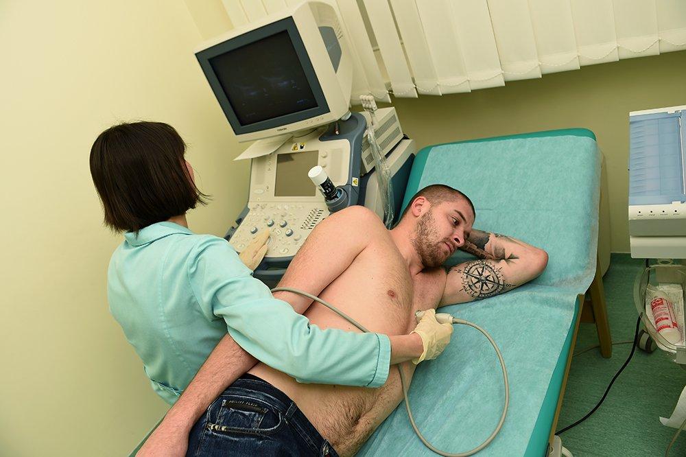 Як Ракицький проходив медогляд в 'Шахтарі' перед зборами