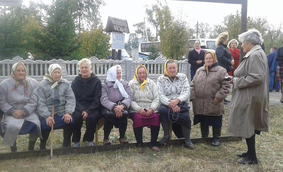 Як вінничани відсвяткували 150-річчя від дня народження Грушеського - фото 3