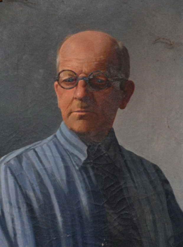 Шість картин Людвіга Годлевського зникли з будинку його онуки у вересні цього року. Вартість колекції оцінюється в 110 тис. грн. - фото 4