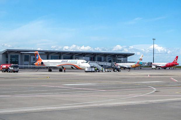 Харківський аеропорт збільшив пасажиропотік на 60% - фото 1