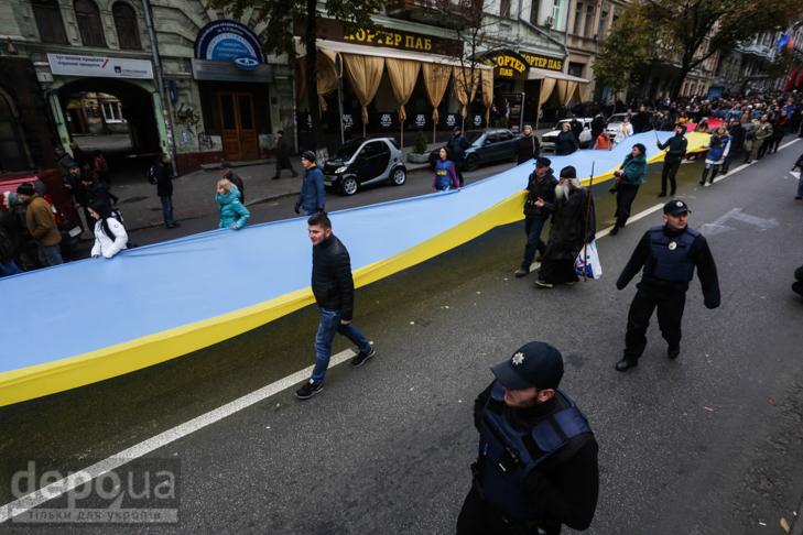 """Як """"Свобода"""" перейняла методи """"Азова """" у піар-акціях - фото 17"""