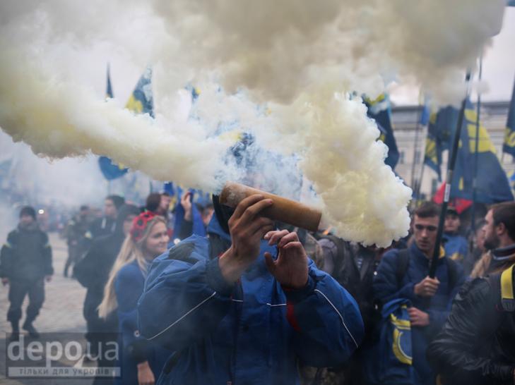"""Як """"Свобода"""" перейняла методи """"Азова """" у піар-акціях - фото 30"""
