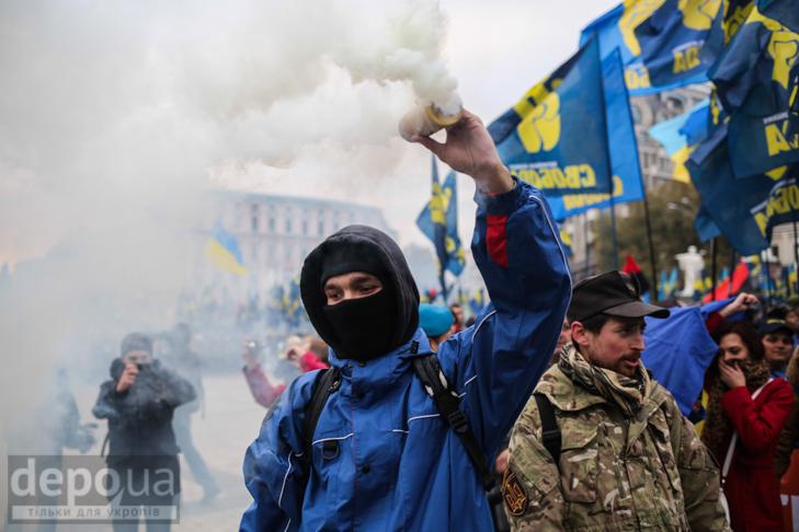 """Як """"Свобода"""" перейняла методи """"Азова """" у піар-акціях - фото 31"""
