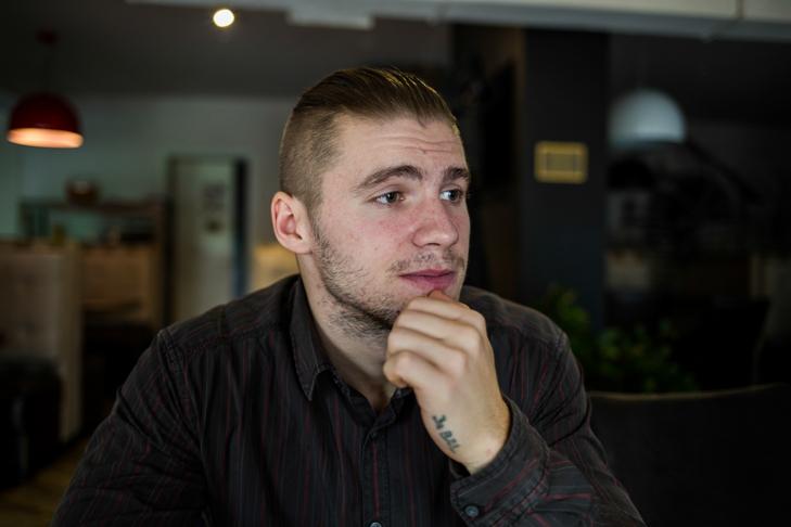 Той самий Валера Ананьєв з ВДВ: про те, чому пішов з армії, найбільший страх в житті та дівчину своєї мрії - фото 9