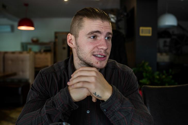 Той самий Валера Ананьєв з ВДВ: про те, чому пішов з армії, найбільший страх в житті та дівчину своєї мрії - фото 1