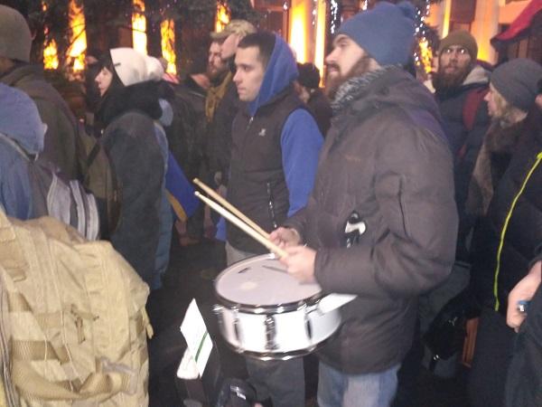 У Дніпрі відбувся смолоскип ний марш на честь Бандери - фото 2