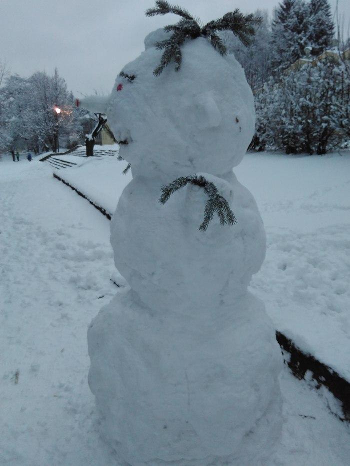 Як львів'яни радіють снігу (ФОТО) - фото 5