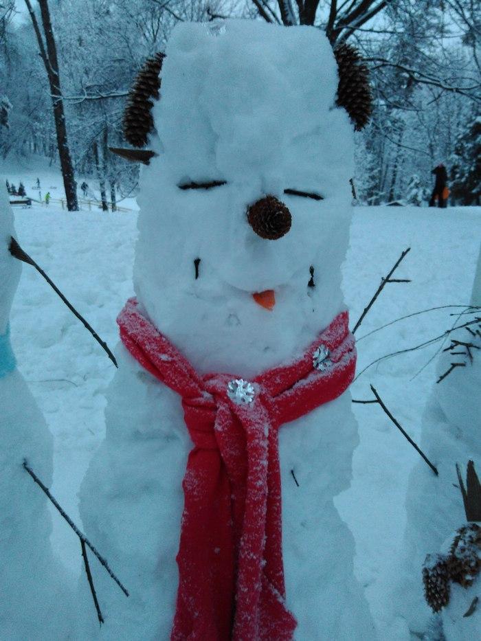 Як львів'яни радіють снігу (ФОТО) - фото 2