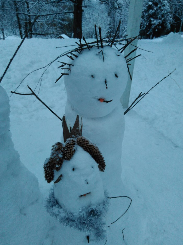 Як львів'яни радіють снігу (ФОТО) - фото 3