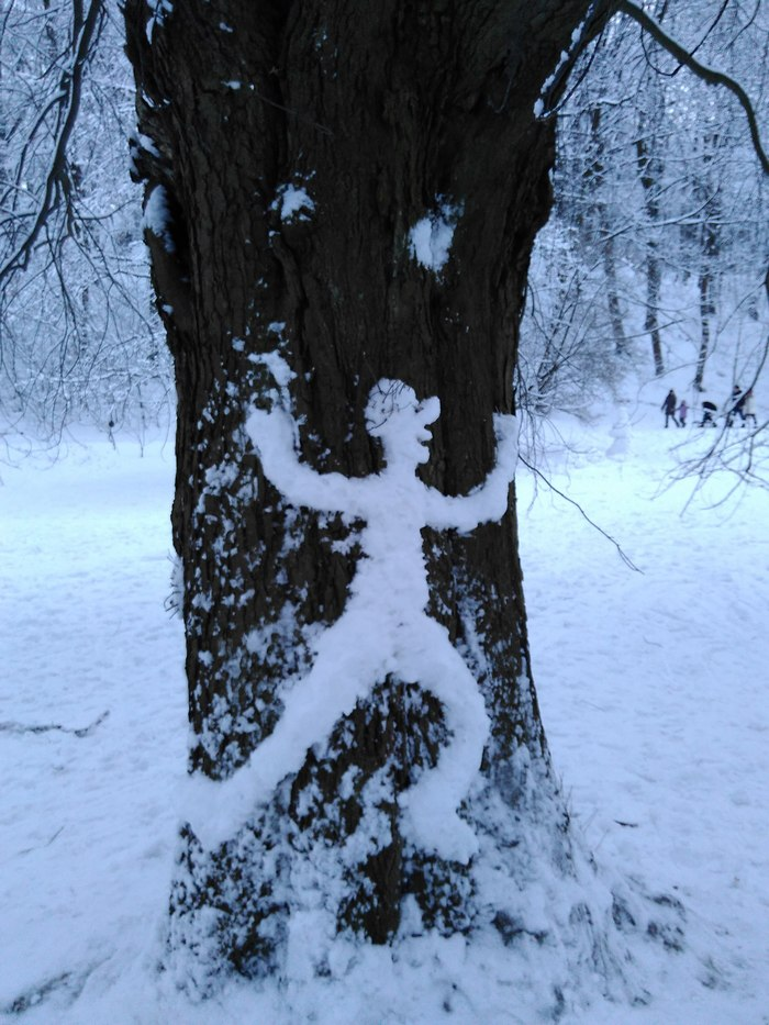 Як львів'яни радіють снігу (ФОТО) - фото 8