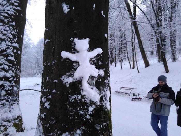 Як львів'яни радіють снігу (ФОТО) - фото 7