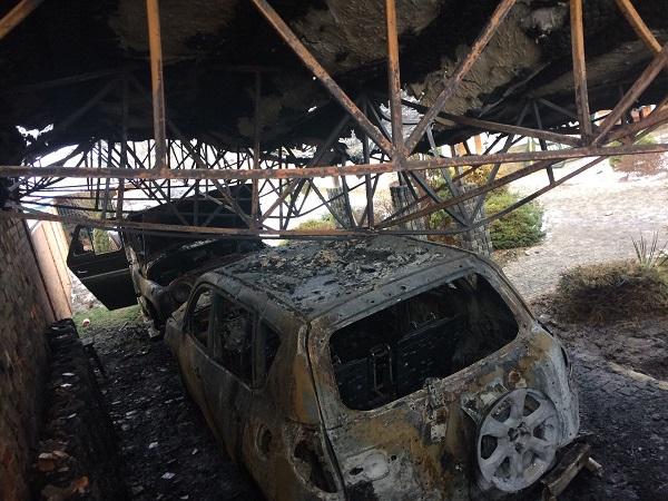 У Новомосковську подвір'я потерпілого у справі екс-мера закидали вибухівкою - фото 1