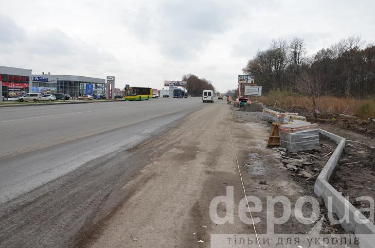 В'їзд у Вінницю з Немирівського шосе буде не впізнати  - фото 9