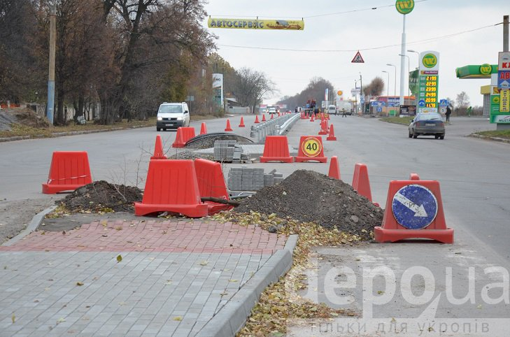 В'їзд у Вінницю з Немирівського шосе буде не впізнати  - фото 1