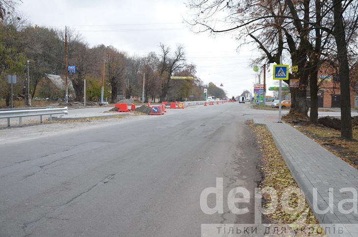 В'їзд у Вінницю з Немирівського шосе буде не впізнати  - фото 7