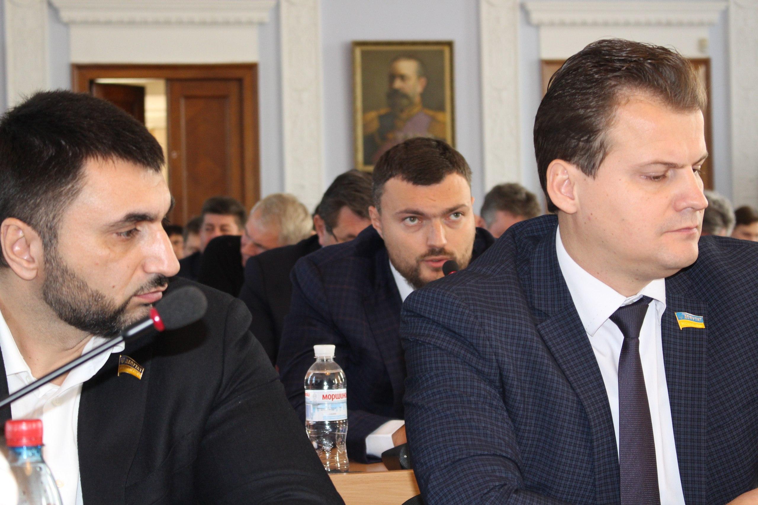 Все нове, добре забуте старе: Хто пробився до виконавчої влади Миколаєва