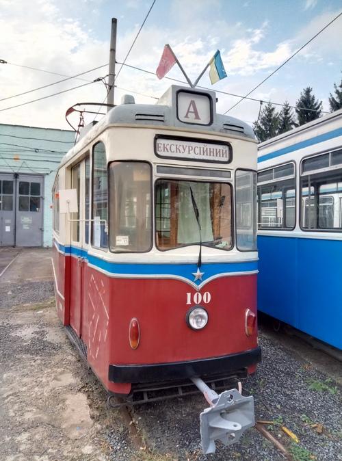 Бувші у вжитку трамваї Вінниця купувала не лише у Швейцарії - фото 11
