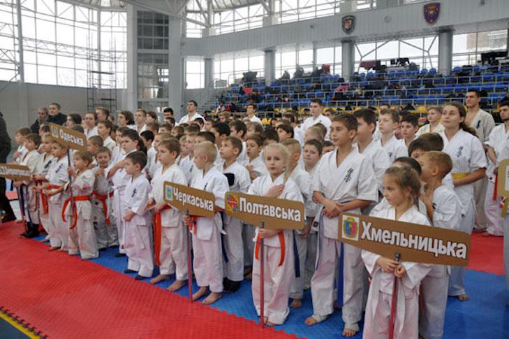 У Полтаві відбувся чемпіонат з кіокушинкай карате - фото 3