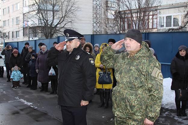 """Бійці батальйону """"Вінниця"""" вирушили в зону АТО  - фото 4"""