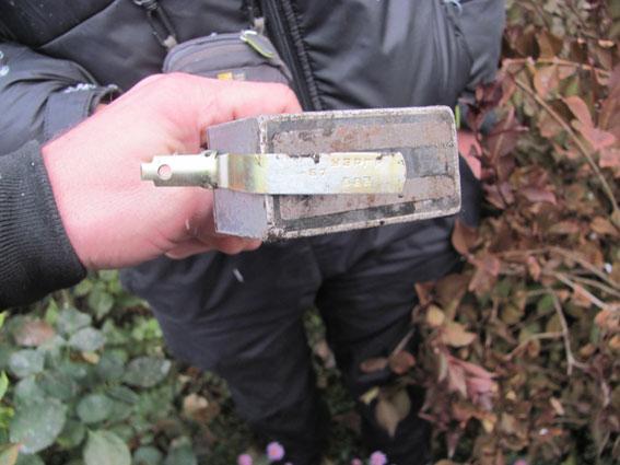 У Харкові показали підірвали підірване подвір'я кримінального авторитета (ФОТО) - фото 5