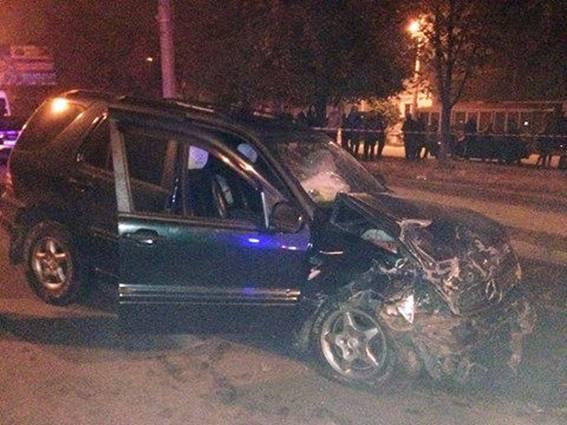 На Київщині у ДТП загинули двоє патрульних, ще один у лікарні - фото 1