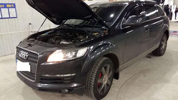 У Харкові поліцейські виявили автомобіль з підробленими документами - фото 1
