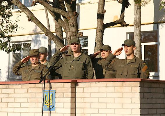 Хмельницькі нацгвардійці виборювали звання кращих в Україні - фото 1