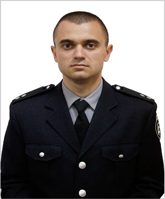 Названы имена полицейских, которые погибли впроцессе перестрелки под Киевом