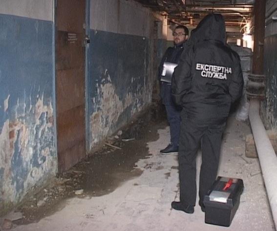 Наместе убийства юриста вКиеве