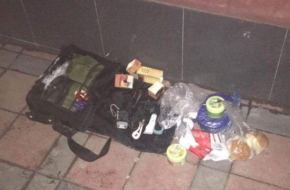 Під носом у СБУ: Валіза під банком примусила евакуювати майже 180 людей - фото 3