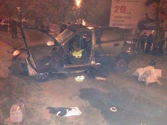 На Київщині у ДТП загинули двоє патрульних, ще один у лікарні - фото 2