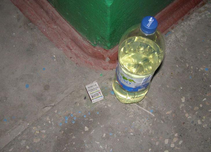 У Лубнах жінка знайшла гранату, прив'язану до дверей свого сусіда - фото 2