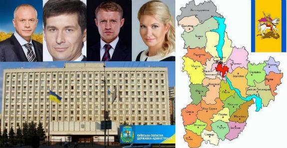 Конкурс напосаду губернатора Київської області виграв Горган