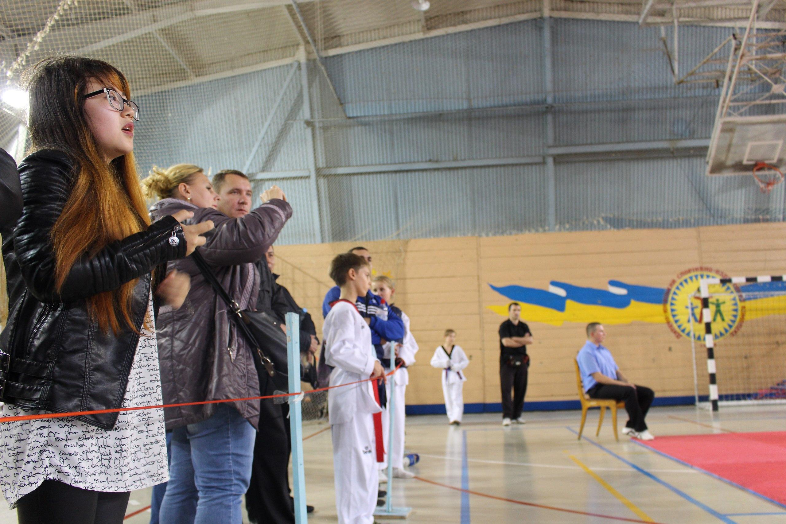 Як миколаївські тхеквондисти боролися за 16 золотих медалей на Кубку Причорномор'я