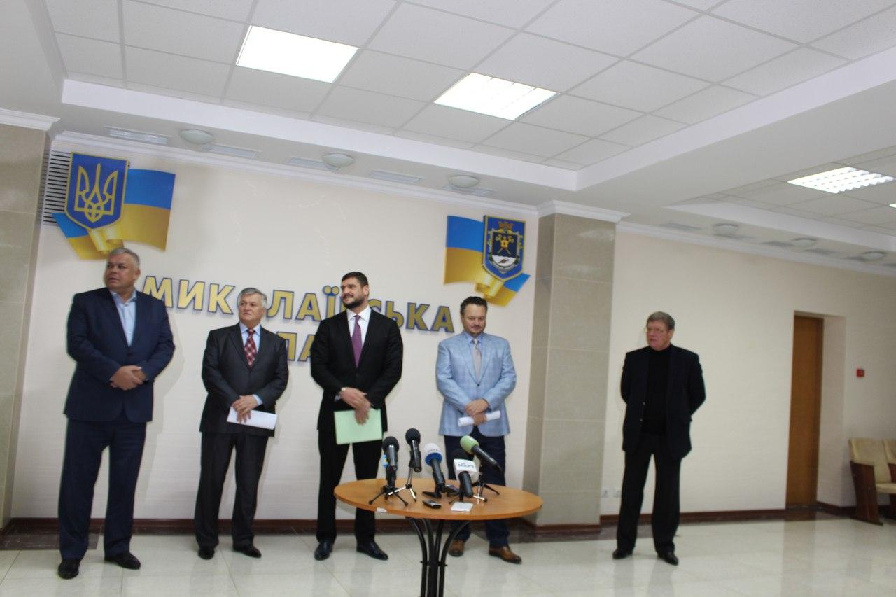 """Колишні керівники Миколаївської ОДА порадили Савченку, як не """"наступити на граблі"""""""