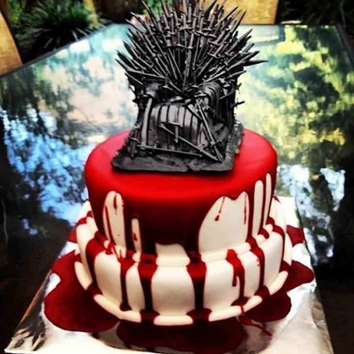 30 крутих тортів за мотивами відомих фільмів - фото 17