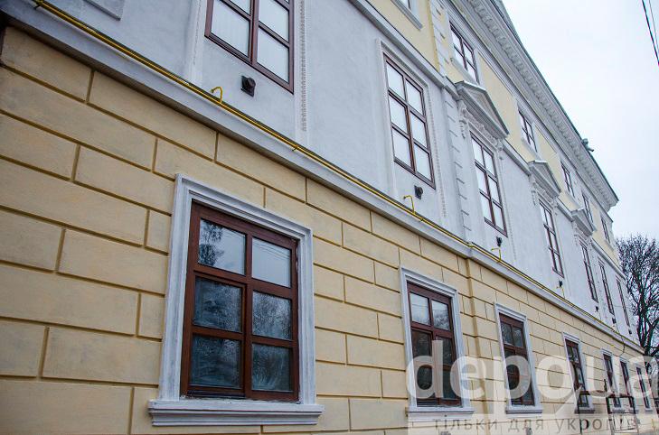Як на Вінниччині за гроші Євросоюзу реставрують двохсотлітній палац Можайського  - фото 6