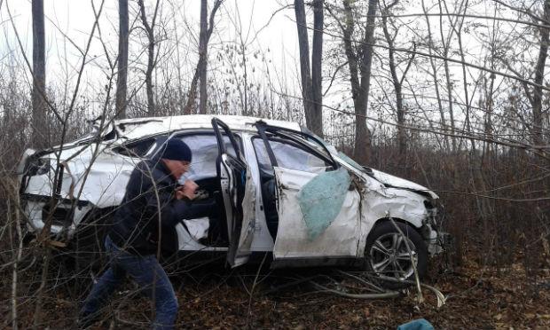 У Харкові стали відомі подробиці масштабної аварії на Салтівському шосе - фото 1
