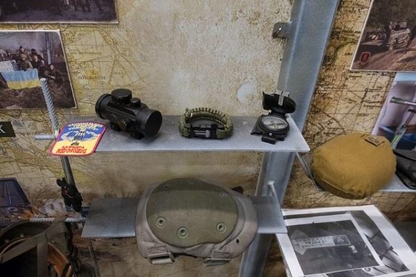 У Дніпрі повністю завершили експозицію мультимедійного Музею АТО - фото 1