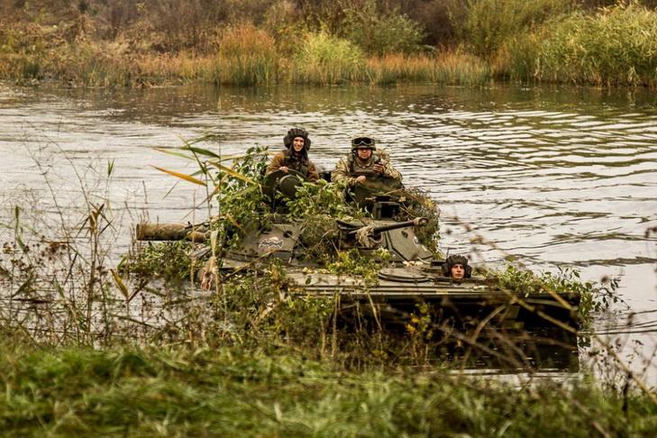 На Дніпропетровщині завершились збори резервістів-десантників - фото 2