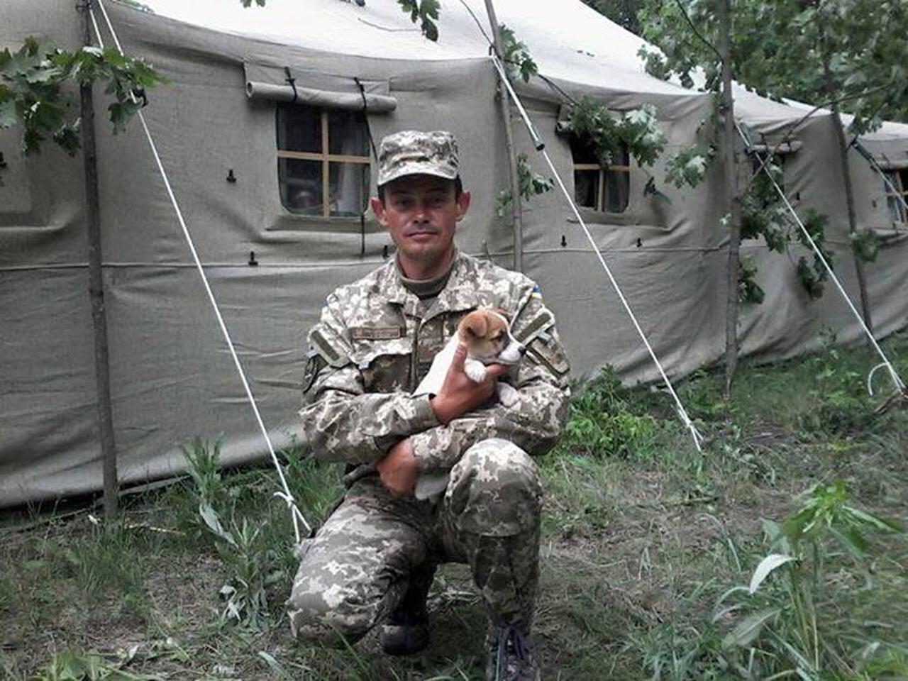 Чим займаються на Донбасі найкращі друзі бійців АТО - 9 - фото 3