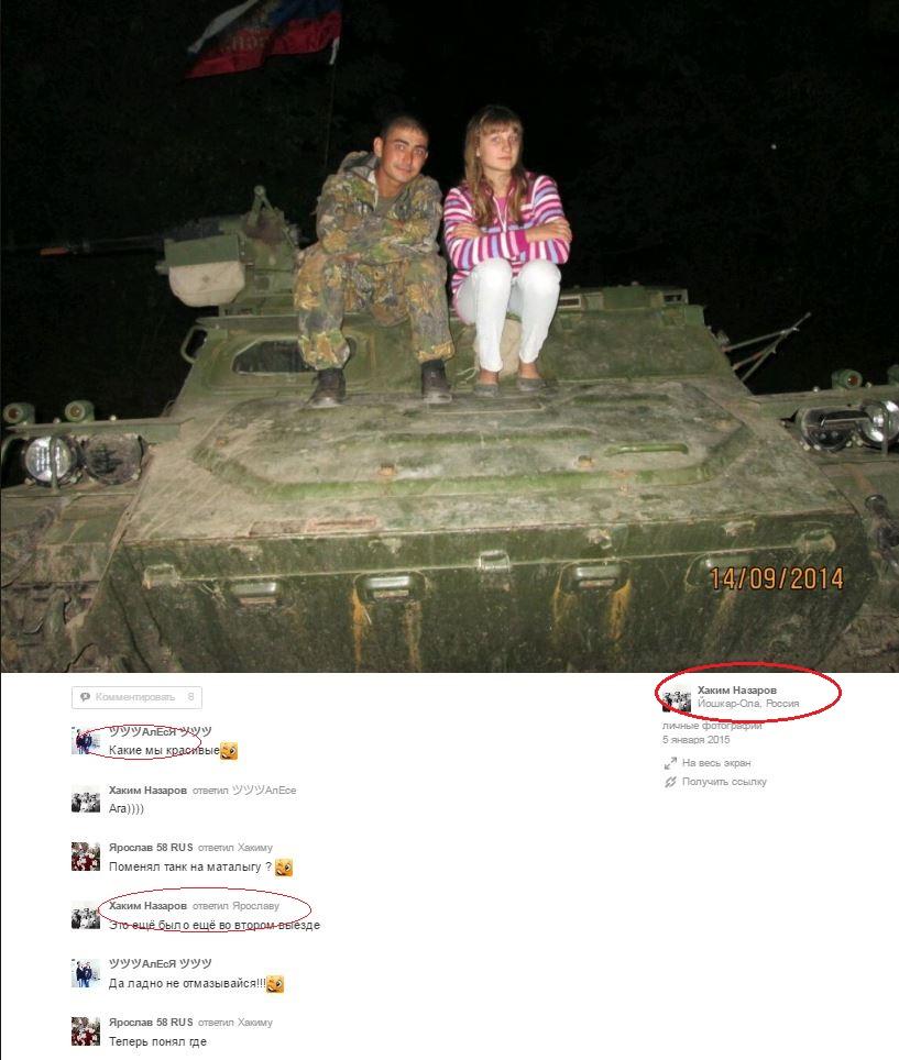 Волонтери викрили групу танкістів з Чечні, які воювали на Донбасі (ФОТО)  - фото 6